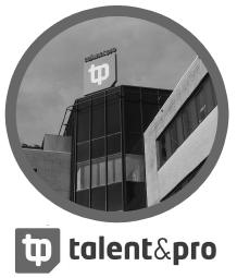 talent&pro-zwartwit